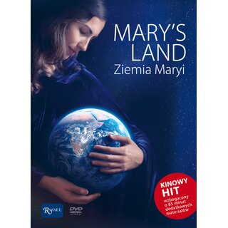Mary`s Land. Ziemia Maryi (ksiazka + DVD)